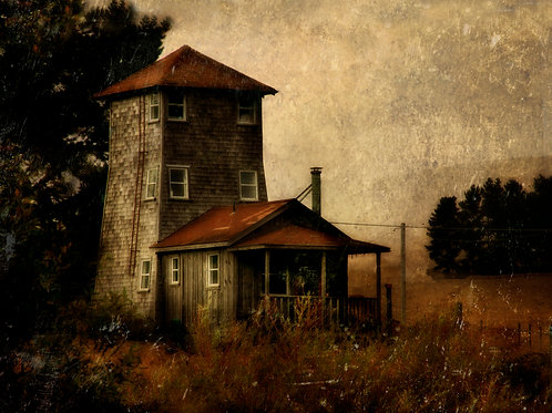 Tomales Water Tower