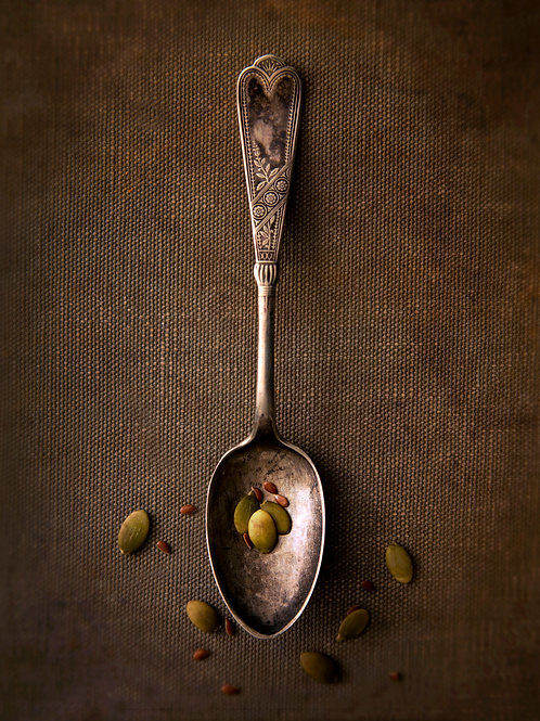 Spoon and Seeds