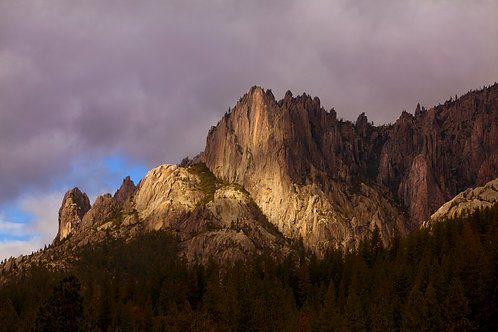 Castle Crags #1