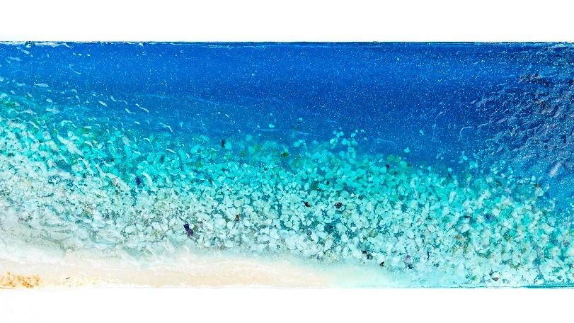 南国の海 No.3 リーフエッジ