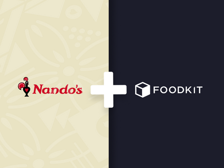 Foodkit.io launches online ordering for Nando's International Markets.