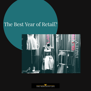 2020. The Best Year of Retail?