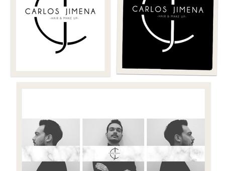 Carlos Jimena: diseño de imagen corporativa para nueva etapa profesional.