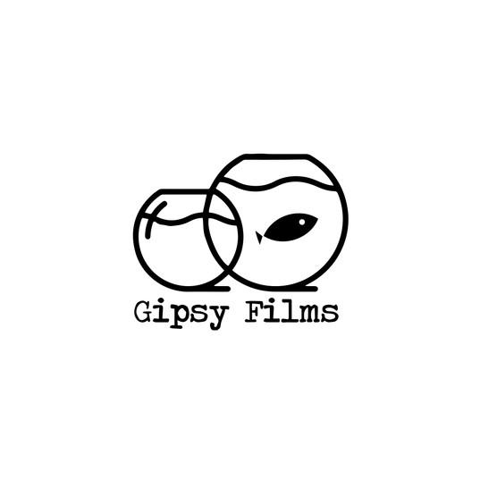Logo Gipsy Films. Diseño.