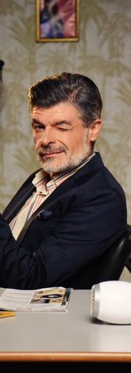 Nacho Guerreros.