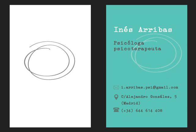 Diseño tarjeta de visitas.