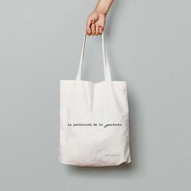 Imperfecto - Tote Bag