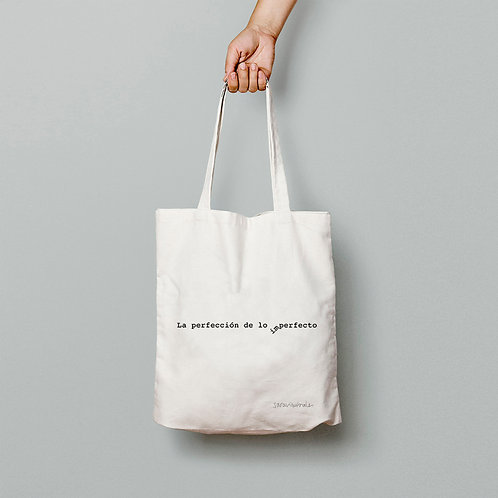 Imperfecto - Tote Bag