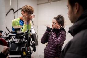 Lane Fashion Film. Making of.