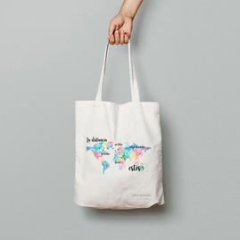 Distancia - Tote Bag