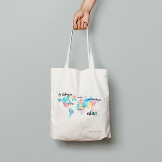 Distancia - Tote Bag