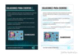Propuesta diseño comunicación Thirteen Events