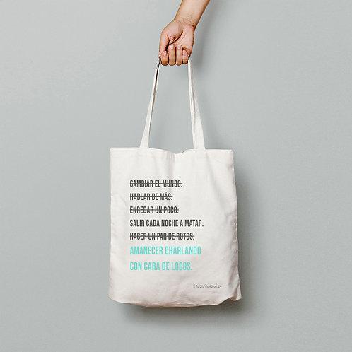 Por mi tripa - Tote bag