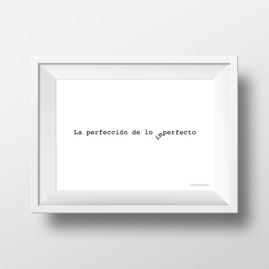Imperfecto - Lámina A4