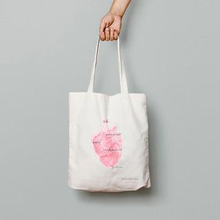El amor en cualquier sitio - Tote Bag