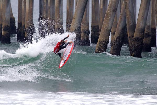 Surf and Golf Iron and Sand contest winner Evan Geiselman
