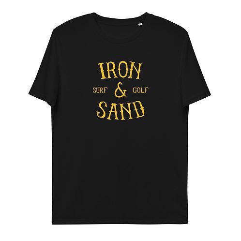 Surf & Golf Tshirt - Unisex organic cotton t-shirt
