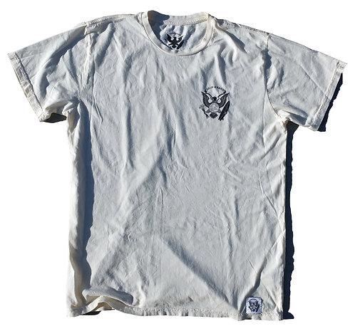Pocket Hit Logo Tee - Off White