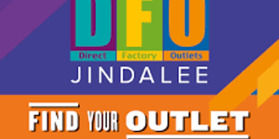 Shopping at DFO Jindalee