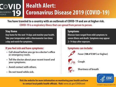 Staying Safe During COVID-19