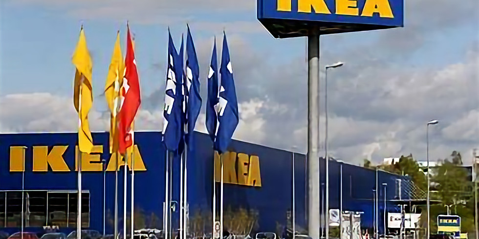 Ikea and Lunch