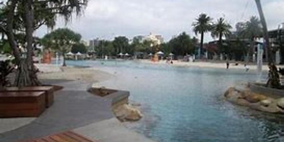 Swim @ South Bank