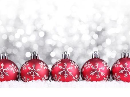 SWARA Christmas Closure