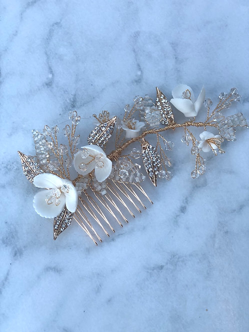 Hair piece- Lily