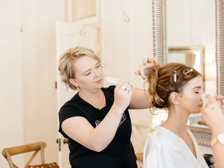 COVID 19 and what it means for your wedding day hair