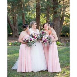 #beautifulbridalparty #bride #bridesmaid
