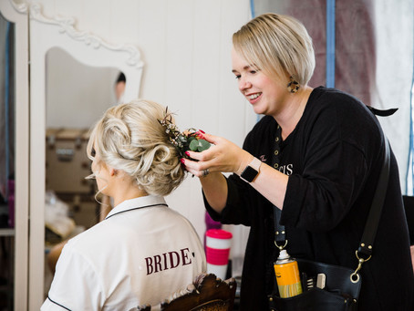 Get your hair in the best condition prior to your special day!