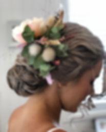 #Hair at the #prestonpeakweddingfestival