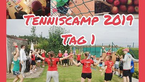 Tenniscamps 2019