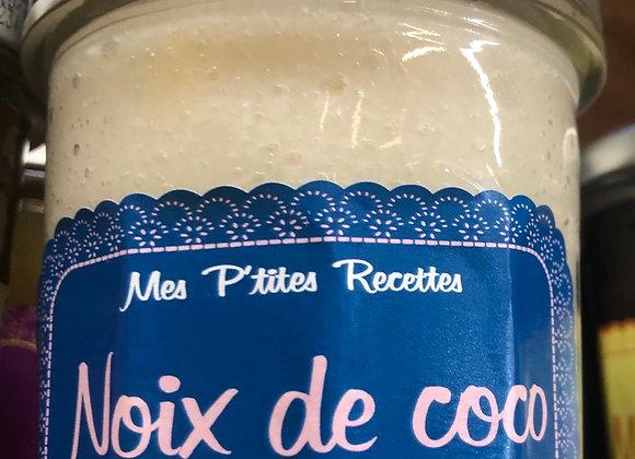 CONFITURE DE NOIX DE COCO - 320G - MES P'TITES RECETTES