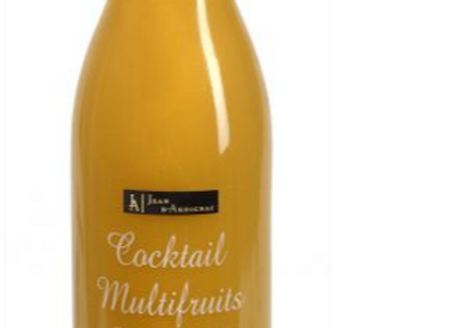 COCKTAIL MULTIFRUITS 1L AUDIGNAC