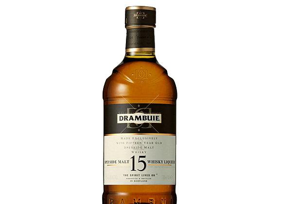 Drambuie 15 ans Speyside malt - Liqueur - 70cl