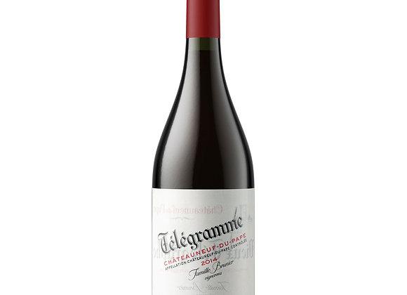Vignobles Brunier - Télégramme - 75cl