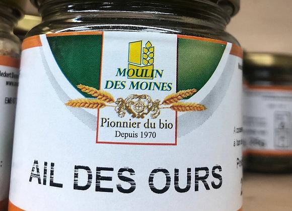 AIL DES OURS FLOCONS BIO - 25G - MOULIN DES MOINES