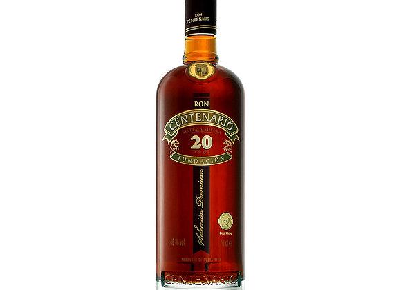 Centenario 20 ans - 70cl