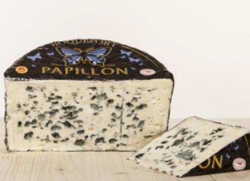 ROQUEFORT PAPILLON - 200g - (32,50€/kg)