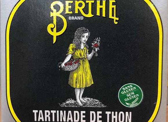 TARTINADE DE THON (sans gluten) - 75G