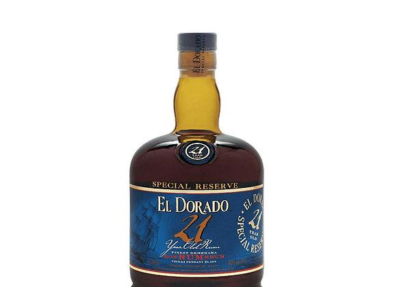 El Dorado 21 ans - 70cl