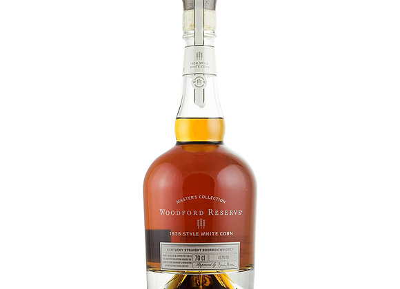 Woodford Reserve White Corn - 45.2° - 70cl