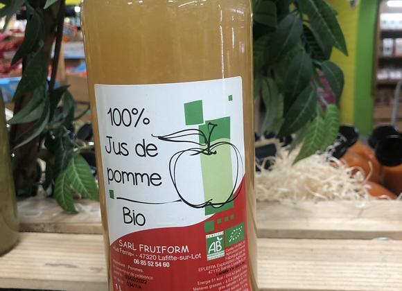 JUS DE POMME BIO - 1L - FRUIFORM