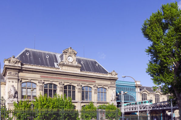 paris - 13 eme arrondissment (gare d'aus