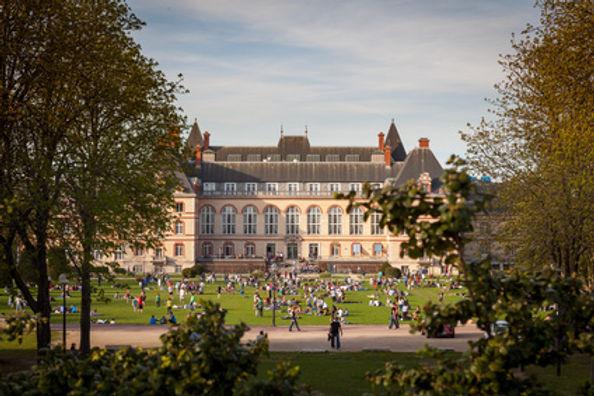 paris - 14 eme arrondissment (cite unive