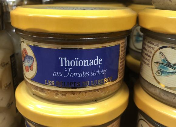 THOIONADE AUX TOMATES SÉCHÉES - 90G - Délices du Lubéron