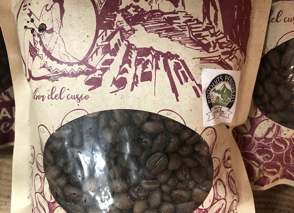 CAFE EN GRAINS - 250g - LA CHOLITA