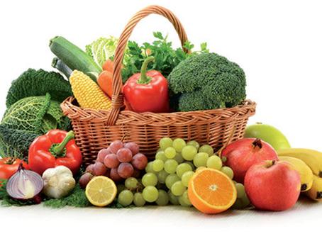 Paniers primeur : fruits et légumes