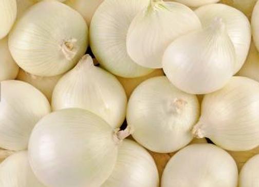 Oignon blanc - par pièce - 3,80€/kg